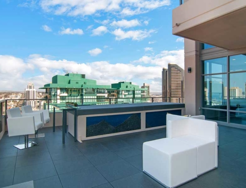 San Diego Penthouse – Outdoor Patio