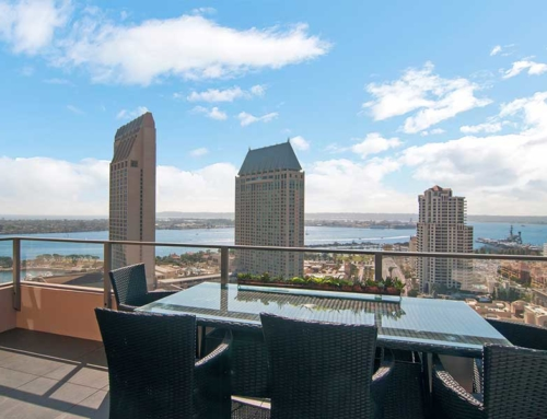 San Diego Penthouse – Outdoor Patio 2