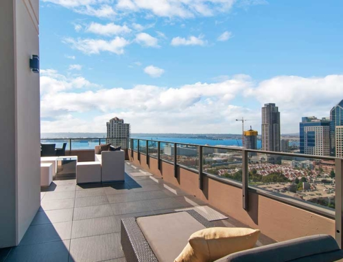 San Diego Penthouse – Outdoor Patio 3