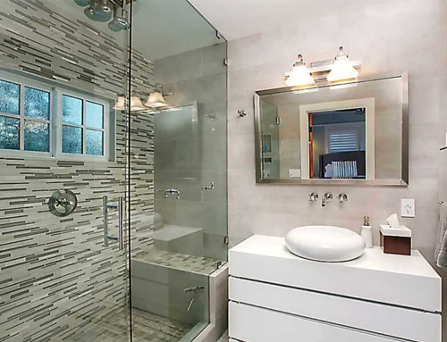 Shower Tile Design and Installation