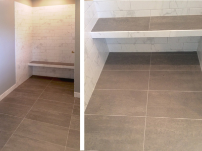 Bathroom-two-tone-floor-and-shower-tile